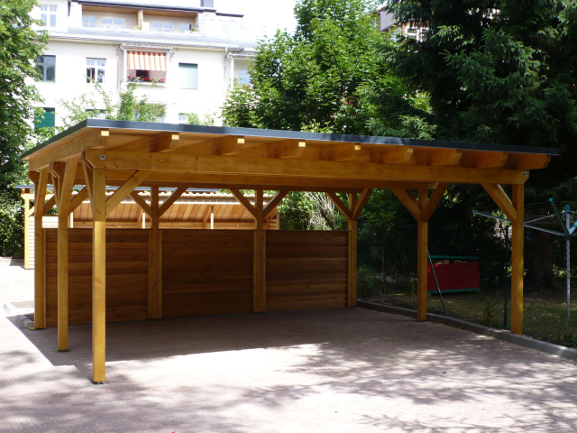 Stylish home design ideas wooden carport plans design ideas for Open carport plans