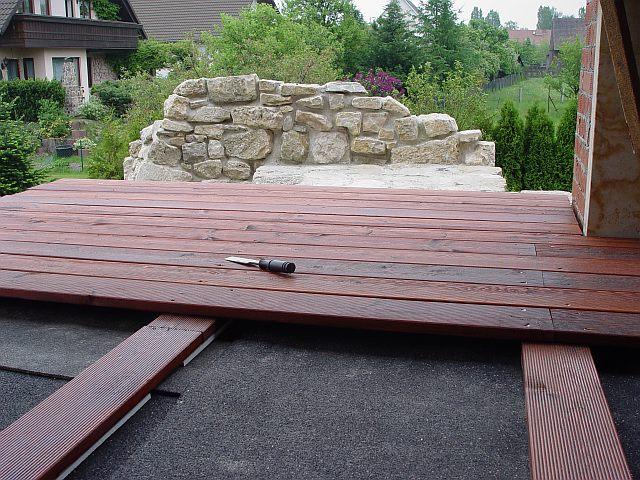 Frostfeste Terrassenplatten und Balkonbelag WARCO
